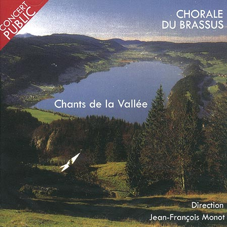 CD Concert Bonmont 2011, Chorale du Brassus