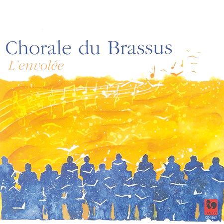 CD L'envolée, 2019, Chorale du Brassus